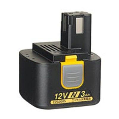 パナソニック Panasonic ニッケル水素電池パック Nタイプ 12V 2.8Ah EZ9200S (直送品)