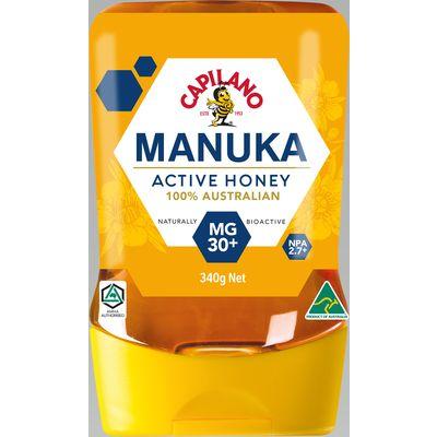 カピラーノ マヌカハニーMG30+2本