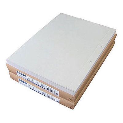 今村紙工 A4板目表紙穴開きタイプ 217×306mm 1パック(100組200枚入)