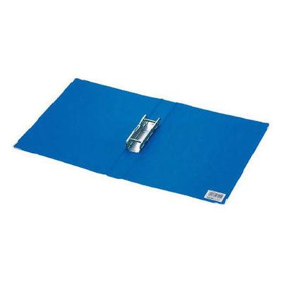 コクヨ チューブファイル(Mタイプ) A4タテ とじ厚50mm 青 フ-1650B 1箱(4冊入)