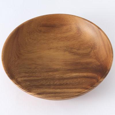 アカシア 深皿 約直径20×高さ4cm