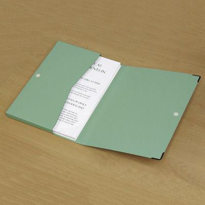 プラス ケースファイル A4 FL-001CA GR (直送品)