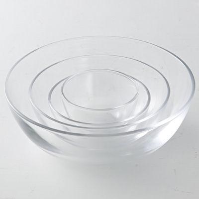 ガラスボール・中 約直径17cm