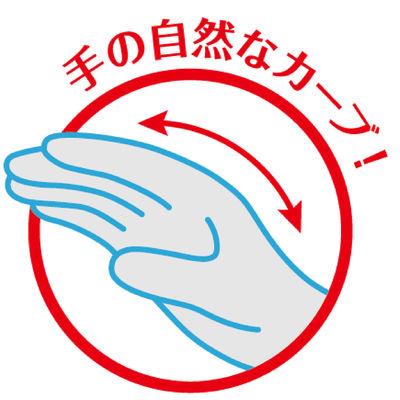 塩化ビニール手袋 簡易包装ワーキング中厚手 S ピンク 5双 「現場のチカラ」 111 ショーワグローブ