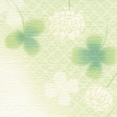 タカ印 和柄OA用紙 和ごころ 白つめ草 A3 4-1816 1袋(10枚袋入×5冊) (取寄品)