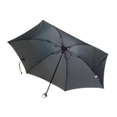 ユビオン 男性用手開き折畳傘 黒