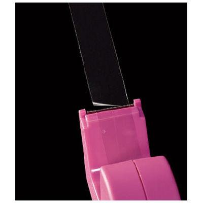 テープカッター カルカット小巻き ピンク