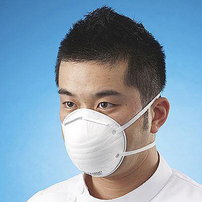 N95ドームマスク 3層式 20枚入