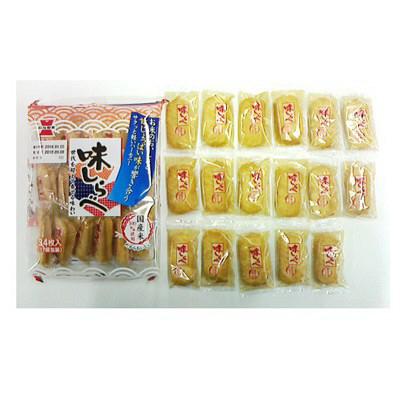 岩塚製菓 味しらべ  34枚