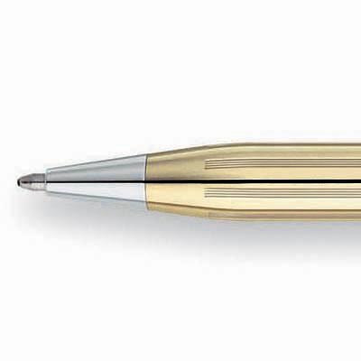 クロス センチュリーII 10金張 ボールペン 4502WG (取寄品)