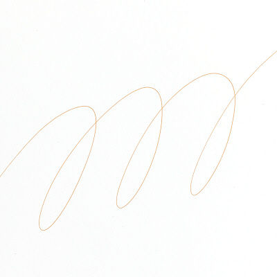 三菱鉛筆(uni) スタイルフィットリフィル芯 シグノインク 0.38mm オレンジ UMR-109-38 10本