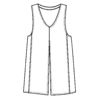 ハピラ ミプロン(介護ユニフォーム エプロン) ピンク M 861374-060