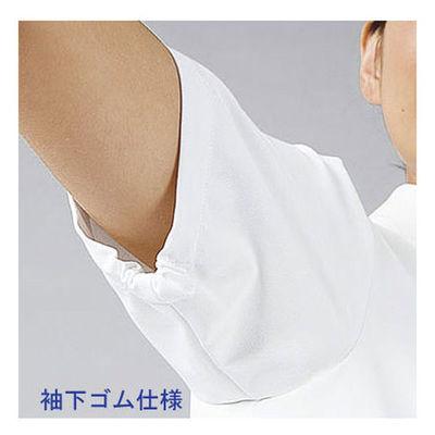 フォーク 女子医務衣(ケーシージャケット) 2010CR ホワイト LL