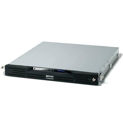 バッファロー 〈テラステーション IS〉 管理者・RAID機能搭載 iSCSI対応HDD 1Uラックマウント 4TB TS-RIX4.0TL/R5 (直送品)