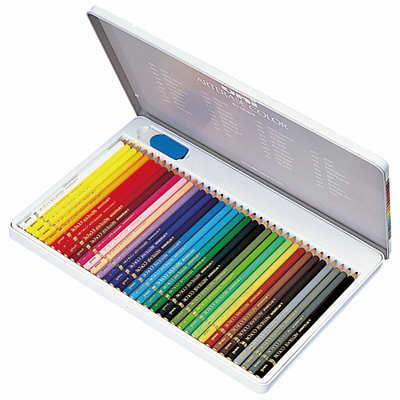 画材用色鉛筆36色入×2セット(取寄品)