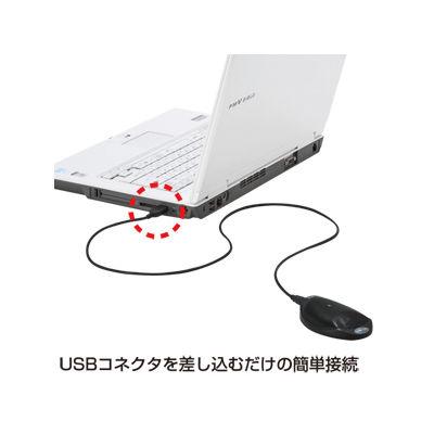 サンワサプライ WEB会議高感度USBマイク MM-MCUSB22 (取寄品)