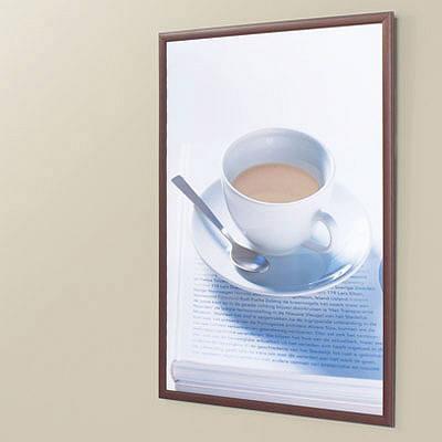 アートプリントジャパン 木製フレーム A1 ブラウン 1000008808 1セット(10枚:1枚×10)