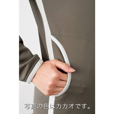 ニットハーフジャケット ブルーベリー L HM-2117c/2 L (取寄品)
