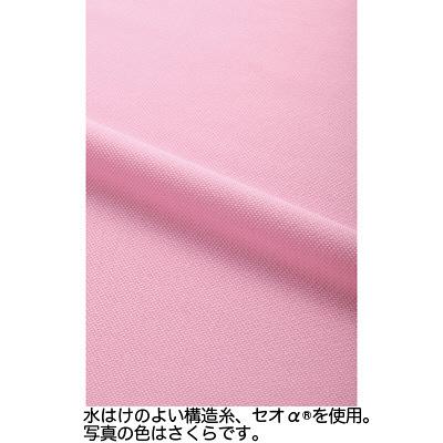 カーシーカシマ ポロシャツ さくら LL HM-2449c/9 LL (取寄品)