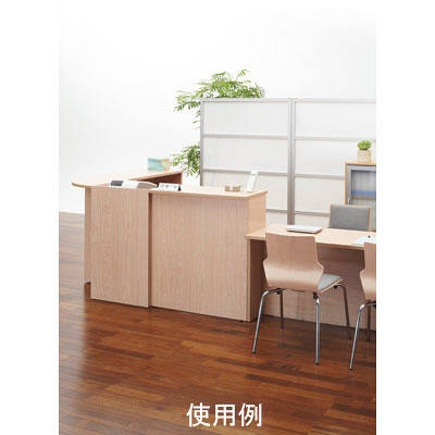 木製ハイカウンター棚板 幅1200mm用