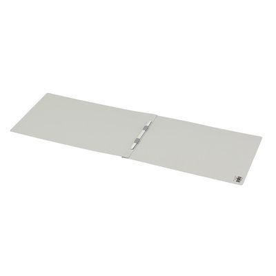 コクヨ フラットファイルPP製 A3ヨコ背幅20mm グレー フ-H48M 10冊
