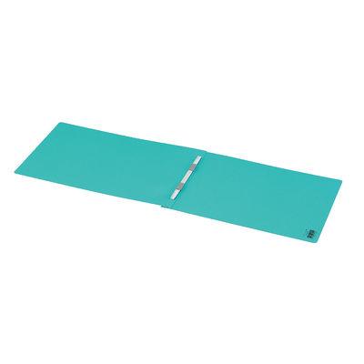 コクヨ フラットファイルPP製 B4ヨコ背幅20mm 緑 フ-H19G 10冊