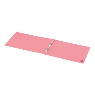 コクヨ フラットファイルPP製 B4ヨコ背幅20mm ピンク フ-H19P 10冊