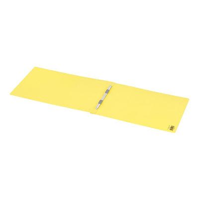 コクヨ フラットファイルPP製 B4ヨコ背幅20mm 黄 フ-H19Y 10冊