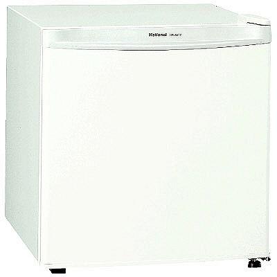 パナソニック 1ドア小型冷蔵庫【45L】 オフホワイト NR-A50W