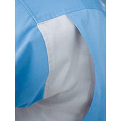 明石スクールユニフォームカンパニー レディース半袖ブルゾン ピンク 17 UN3391-82-17 (直送品)