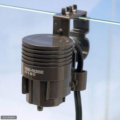 日本動物薬品 ノンノイズ H-180 日本製 45~60cm水槽用エアーポンプ 44189