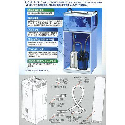 スペクトラム ブランズ ジャパン クールタワー CR-2 対応水量40L 水槽用クーラー ペルチェ式 190840