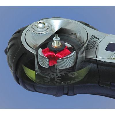 シンワ測定 ハンディ墨つぼ 電動巻 ブラック 77480 1セット(3個) (直送品)