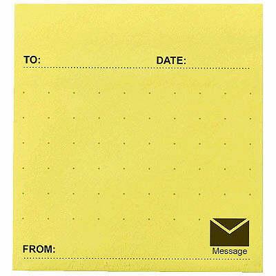 【強粘着】スリーエム ポスト・イット強粘着伝言メモ 黄 SSP-33DY 1箱(900枚入:90枚×10冊入) (取寄品)