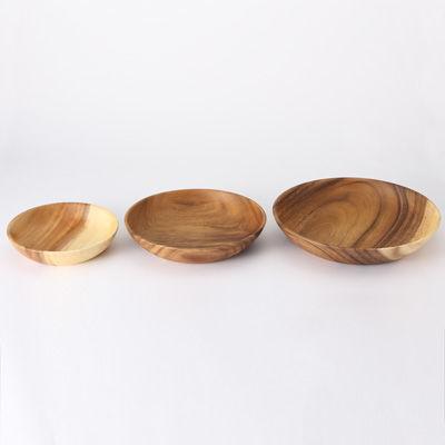 アカシア 深皿約直径16×高さ3.5cm