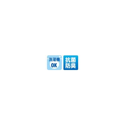婦人7分袖大きめボタンシャツ ピーチ S 39962-04 1セット(2枚組) (取寄品)
