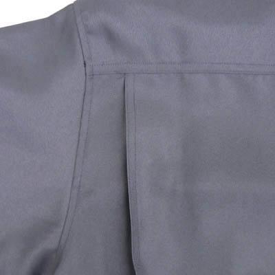 カジメイク ポリジャケット ネイビー L 8107 (取寄品)