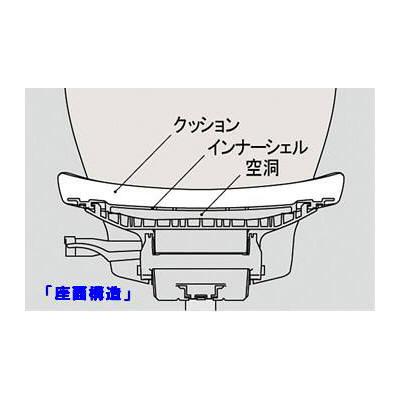 イトーキ エピオス オフィスチェア ハイバックメッシュ 肘無し ブラック/オレンジ KE-450GB-ZGT1D3 1脚 (直送品)