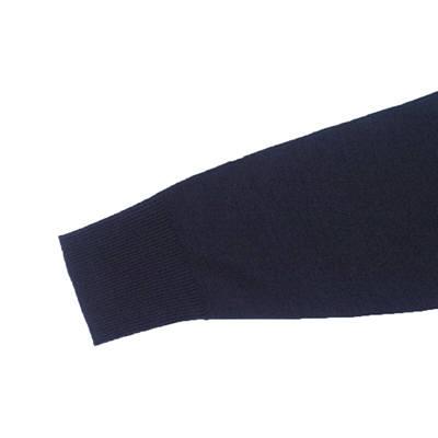AITOZ(アイトス) 長袖抗ピルカーディガン 女性用 ネイビー L AIT861381