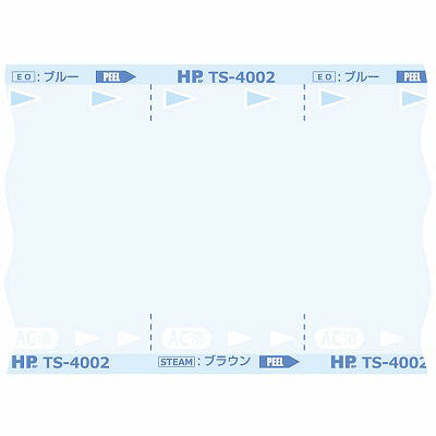 滅菌バッグ TS-4004 200mm×200m 日油技研工業 (取寄品)