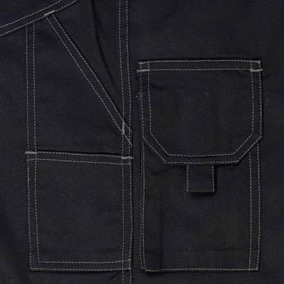 カジメイク アジャストカーゴパンツ ブラック 3L (取寄品)