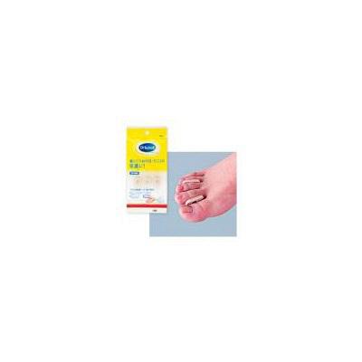 うおの目保護パッド指の間用粘着剤付