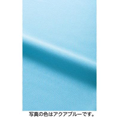 カーシーカシマ ポロシャツ チェリーピンク L HM-2179c/9 L (取寄品)