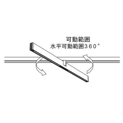 山田照明 Refit(リフィット)ベースタイプ ダクトプラグ LED一体型 ブラック LD-5320-L 1台 (直送品)
