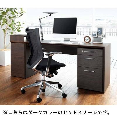 岡村製作所 ファルテ2 チェストワゴン ナチュラル (直送品)
