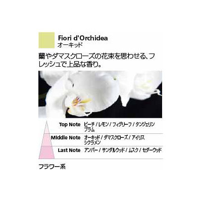 Millefiori センテッドスティック(M) オーキッド DIF-M-024 1セット (直送品)