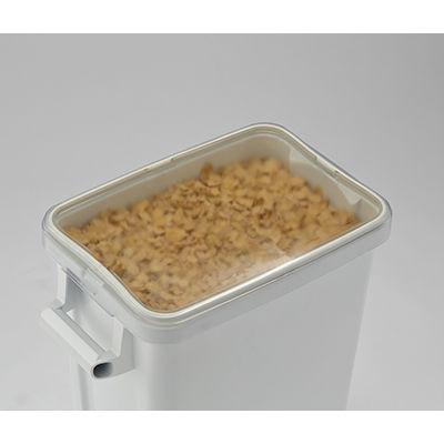 リス 材料保管容器・70L パッキン付 GGYK014 1箱(2個入) (直送品)