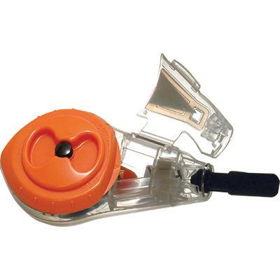 シンワ測定 ハンディチョークライン Neo 自動巻 細糸 バレンシアオレンジ 77963 1セット(6個) (直送品)
