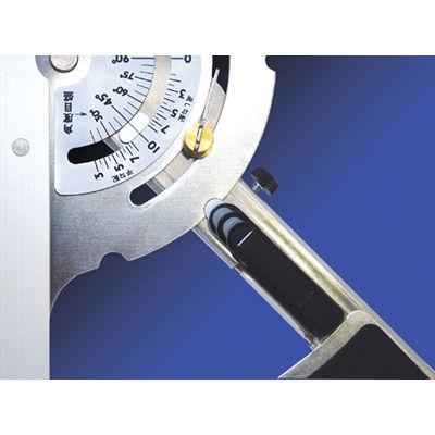 シンワ測定 丸ノコガイド定規 ミニフリーアングル クイックアジャスト 30cm 78217 1セット(4個) (直送品)