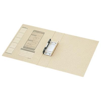 キングジム 保存ファイル(片開き) A4タテ とじ厚80mm 背幅94mm 赤 4378アカ 1箱(30冊:10冊入×3箱)